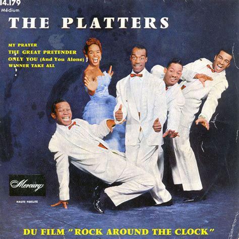 45cat  The Platters  My Prayer  The Great Pretender