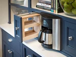 Hgtv, Smart, Home, 2014, Kitchen, U0026, 39, S, Coffee, Bar