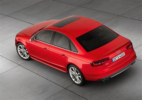 2012 Audi S4 Facelift Unveiled