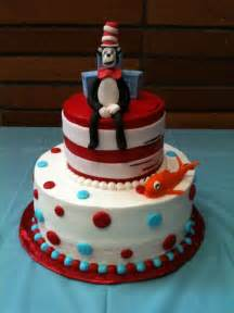 cat in the hat cake cat in the hat baby shower cake cakes