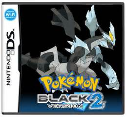 pokemon black 2 version u nintendo 3dsds