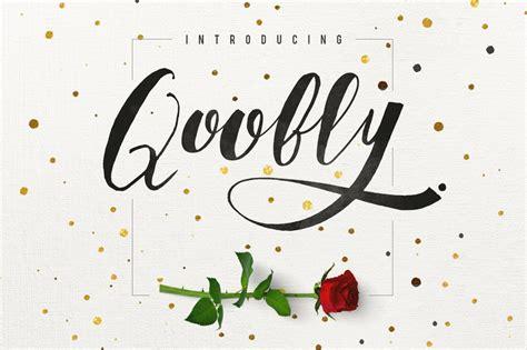 qoobly typeface display fonts creative market