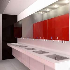 Tout En Un : miroir tout en un avec robinet et s che mains int gr s ~ Dode.kayakingforconservation.com Idées de Décoration
