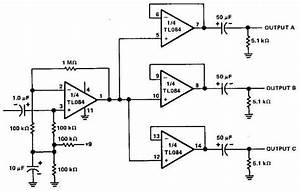 Build A 3 Channels Audio Splitter Amplifier Circuit