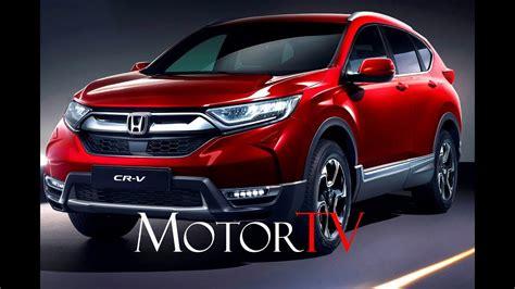 Preview  2019 Honda Crv Suv L Teaser Youtube