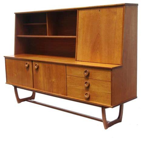 mid century modern bookcase with glass dsc07473 l jpg