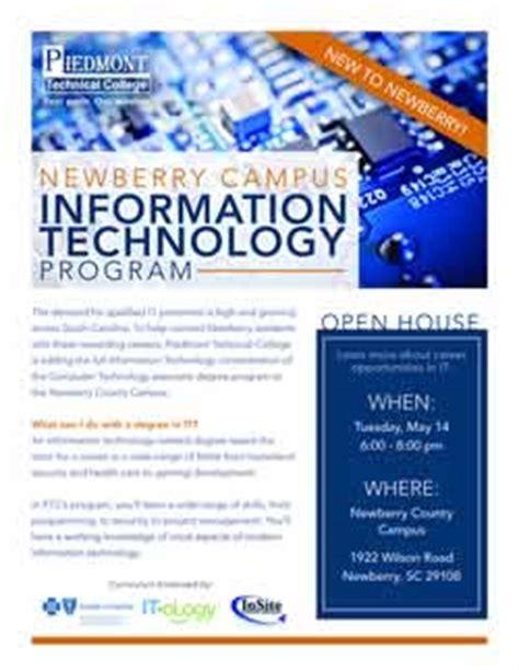 Help Desk Technician Salary by Computer Technology Piedmont Technical College