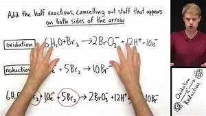 Balance Redox Equations In Acid Example 2  Advanced