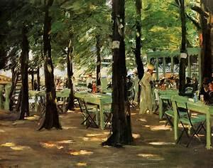 Restaurant De oude Vink, 1905 - Max Liebermann - WikiArt.org