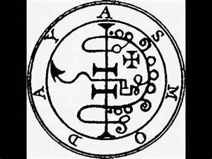 Sigil Of Asmoday-Carving The Sigil/Conjuration Of Astaroth ...