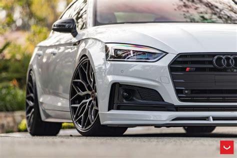 Fliegendes Suv by Audi S5 Sportback Vossen Hybrid Forged Hf 2 Wheels