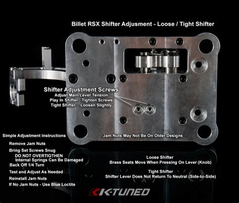 tuned billet shifter box rsxepes  swap efekeg