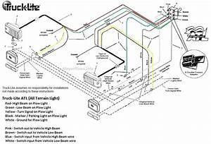 Western Fisher Plow Wiring Diagram