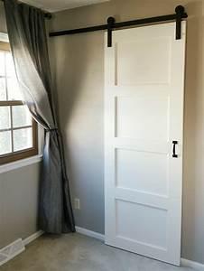 Modern, Barn, Door