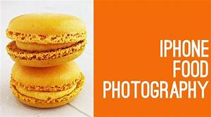 Food Photography with an iPhone