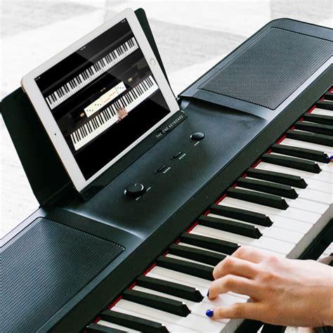 the one light keyboard the one light keyboard 61 key portable keyboard piano