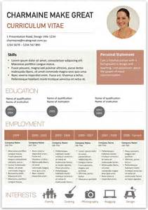 make resume in powerpoint creating a visual resume make great