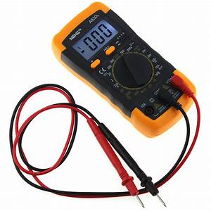 Aneng Multimeter A830l User Manual Download