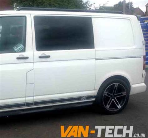 vw t5 t5 1 privacy glass fixed passenger side tinted window