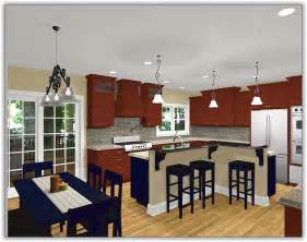 l kitchen layout with island 10 10 l shaped kitchen designs home design ideas