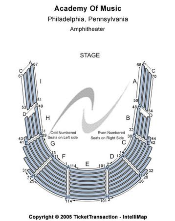 We also try to supply actual seat views from different parts of the venue to give you a sense of. Academy Of Music Tickets in Philadelphia Pennsylvania, Academy Of Music Seating Charts, Events ...