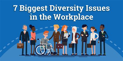 biggest diversity issues   workplace aijobs