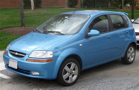 Chevrolet Aveo (t200) Wikipedia