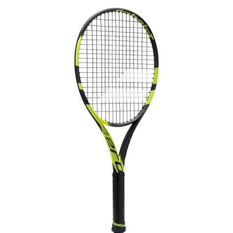 buy babolat pure aero  tennis racquet strung  india