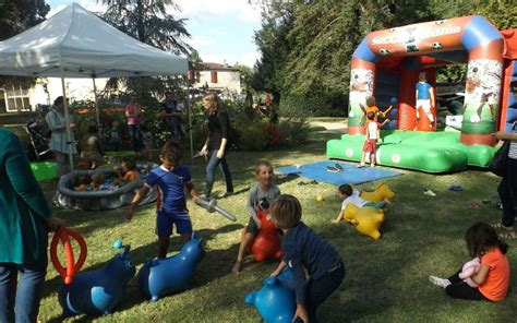 les jeux de plein air les enfants ont fait la f 234 te sud ouest fr