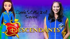 Disney Descendants 2 Lonnie R.O.A.R. Doll Review ...