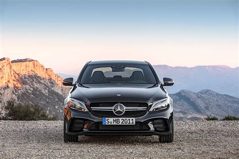 Mercedes-AMG C43 Gets Power Boost To 390 HP, Keeps V6