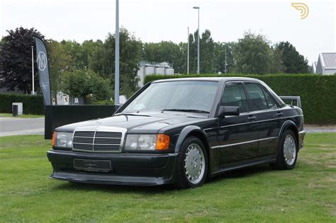 Tags until 7/15 this car is a great example for german engineering. Classic 1989 Mercedes-Benz 190 E 2.5-16 EVO 1 for Sale - Dyler