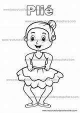 Dance Preschool Colouring Coloring Ballet Printables Class Value Pack Sheets Teachers Positions Teacher Ballerina Children Activities Enable Javascript Browser Form sketch template