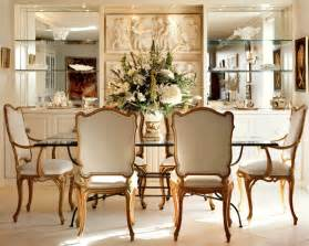 Decorating Ideas For Dining Room Beautiful Flower With Classic Dining Room Decor New Trends Beautiful Dining Rooms Dining