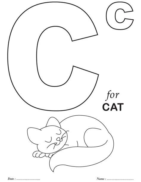 preschool coloring pages alphabet az coloring pages 615 | rcjGMgdcR