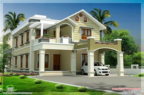 2 floor house beautiful two floor house design kerala home design and floor plans
