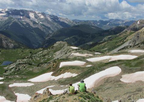 backpack maroon bells colorado sierra club