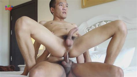 gay anal creampie big asian dick