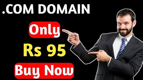 Search and register your domains now! Buy COM Domain at 95 INR Only🔥🔥Buy COM Domain at Cheapest ...
