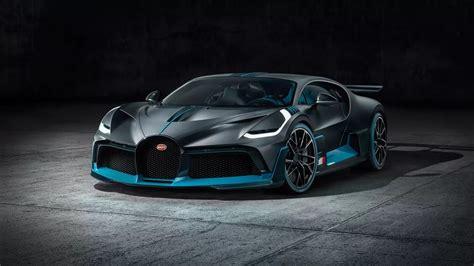 2019 Bugatti Divo Looks Spectacular, Packs 1,500 Ps