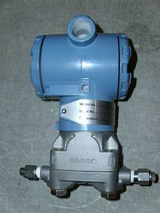 Rosemount 3051cd3a22a1a Smart Differential Pressure