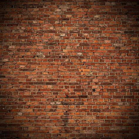rustic brick walls old red brick backdrop weathered rustic brick wall printed