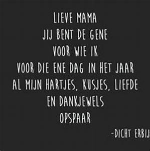 Spreuken - Leuk... Moeder Dag Quotes