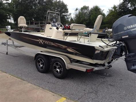 Xpress Boat Dealers In Georgia by Xpress H22 Bay Boats For Sale
