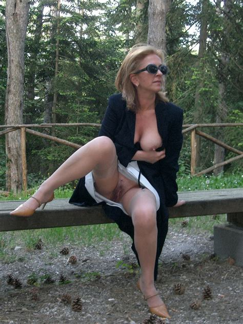 nice horny french mature in corsica free porn