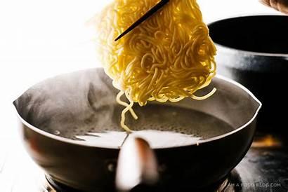 Ramen Fresh Egg Noodles Ginger Garlic Beef