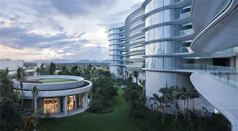 Gallery of Hainan Blue Bay Westin Resort Hotel / gad ...