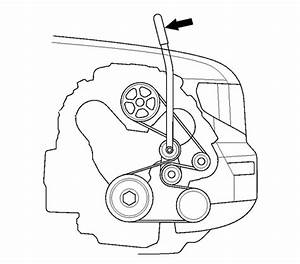 2007 Honda Odyssey 35 Serpentine Belt Diagram