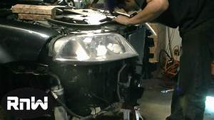 How To Replace The Timing Belt On A 2004 Vw Passat Audi 1
