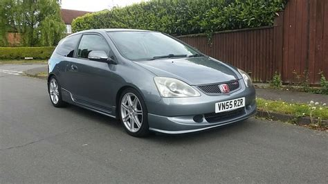 Modified Civic Type R Ep3 by Honda Civic Type R Ep3 2005 55 Premium Edition Fsh 4